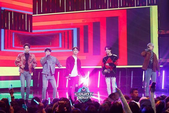 161017 #SHINee M! Countdown