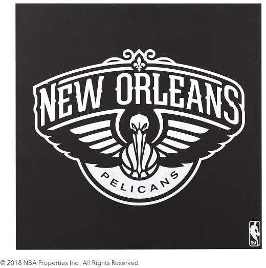 Nba Wall Art New Orleans Pelicans New Orleans Pelicans