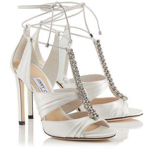 Jimmy Choo Kenny 100 Bridal Shoes Wedding Shoes Heels