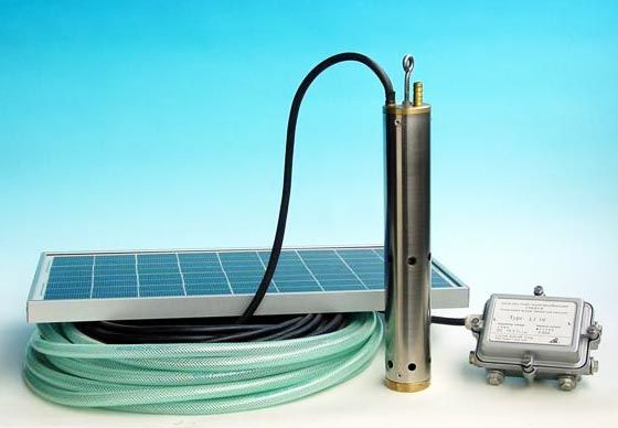 Solar Powered Water Pump Solar And Pump On Pinterest