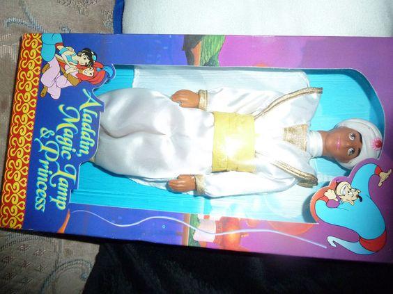 aladdin doll | 0.99+3.2
