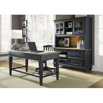 liberty furniture jr standard executive desk office suite