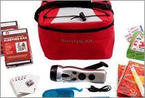 Office Survival Kits - http://www.e-mergencyonlinestore.com/default/office-survival-kits.html