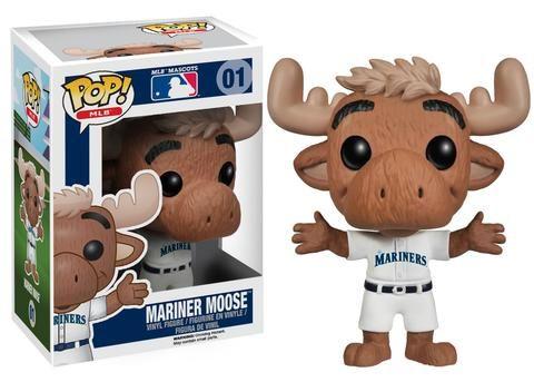 Pop! MLB - Mariner Moose