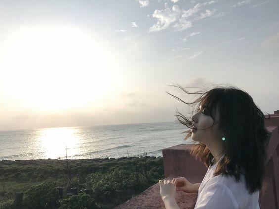朝日と高橋朱里