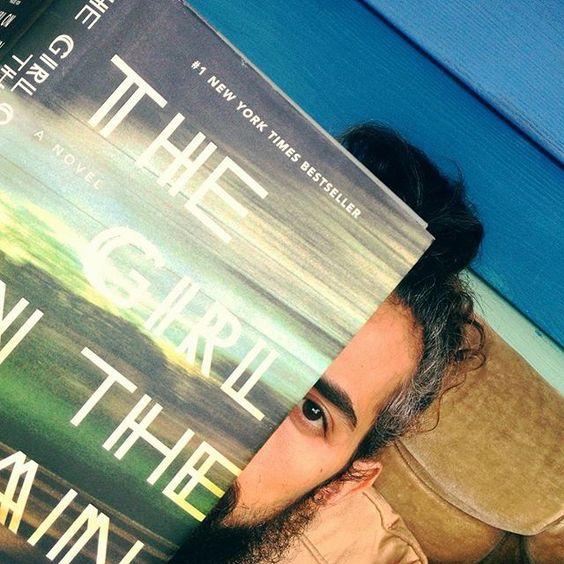 #NowReading #TheGirlOnTheTrain #PaulaHawkins #zQzLibrary