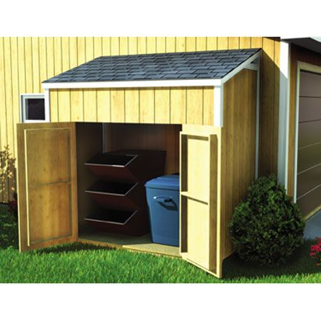 Lean to shed google search outdoor storage pinterest for Lean to storage shed