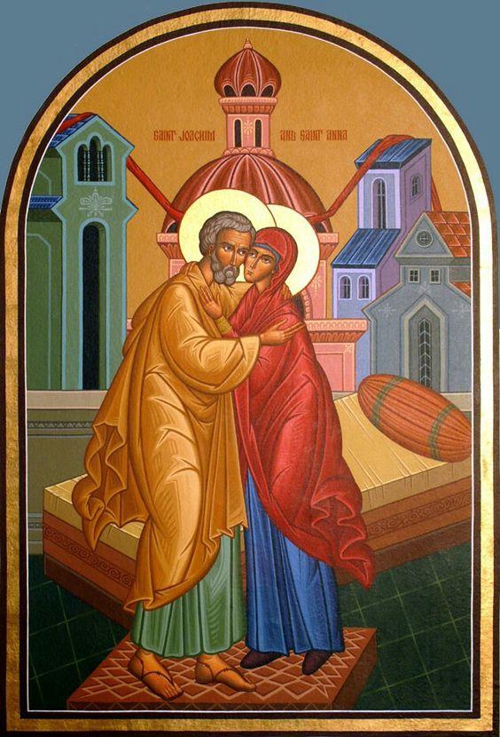 Saints Joachim and Anna