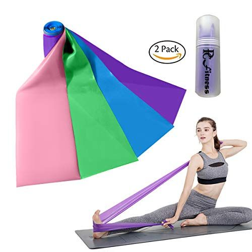 Exercise Resistance Rehab Yoga Bands