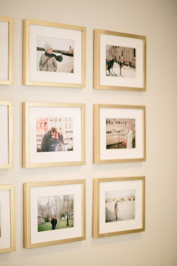 Frame Wall Art style at home: jordana hazel | spaces and walls