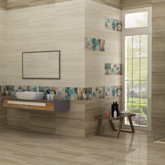 Bathroom مجموعة سيراميكا كليوباترا Flooring Space Gallery Ceramic Tiles