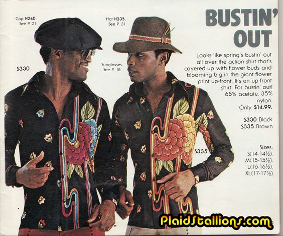 Rambling And Reflections On 70s Pop Culture Bustin Out Pop Culture African American Men Disco Era