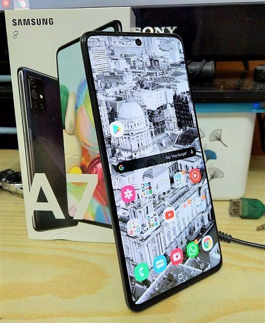 Samsung Galaxy A71 Review A Premium Mid Range Smartphone Samsung Galaxy Samsung Galaxy