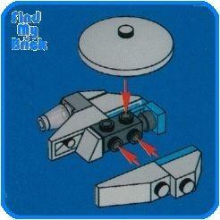lego star wars millennium falcon mini | Lego Star Wars Advent Calendar Mini Millennium Falcon 7958 New | eBay