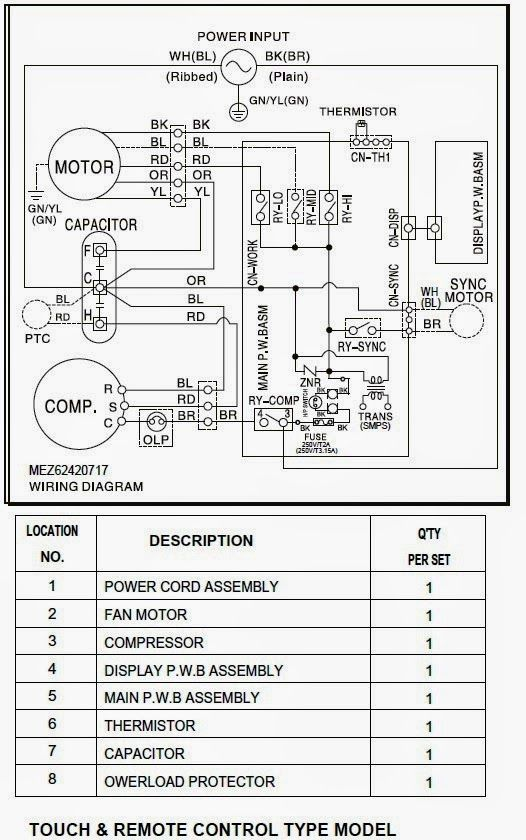carrier split air conditioner wiring diagram  diagram