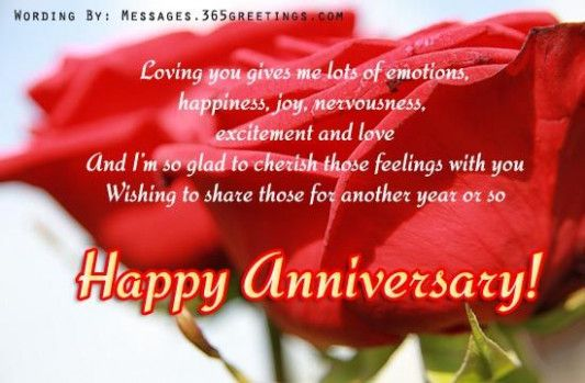 Anniversary Card Messages For Him Anniversary Card Messages For
