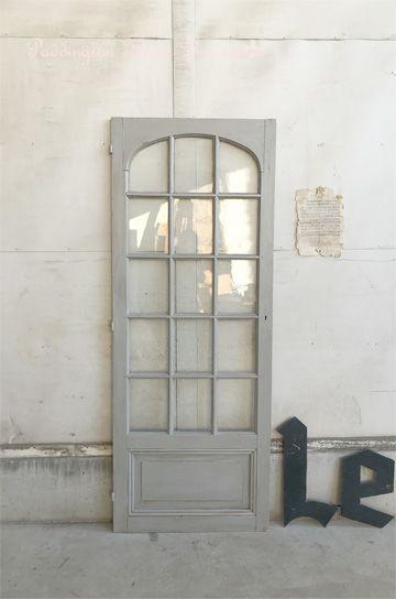 フレンチアーチガラスドア パディントン アンティーク家具 2020