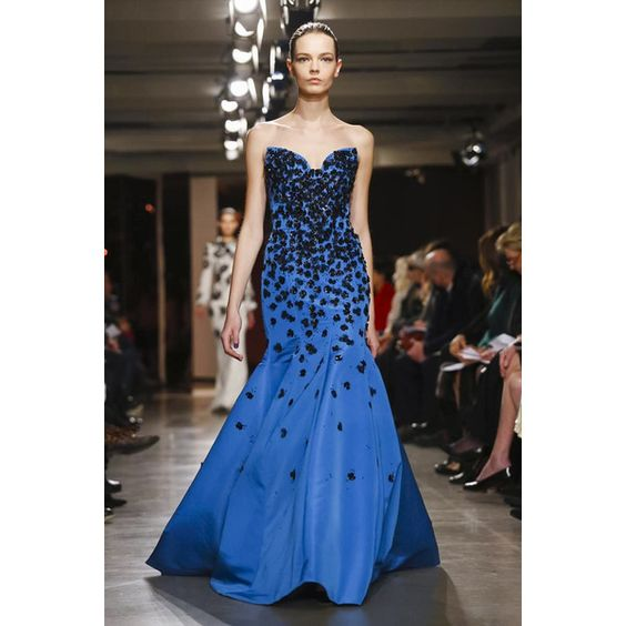 Oscar de La Renta Ready To Wear Fall Winter 2015 New York