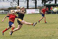 Gaelic Football...my new sport????