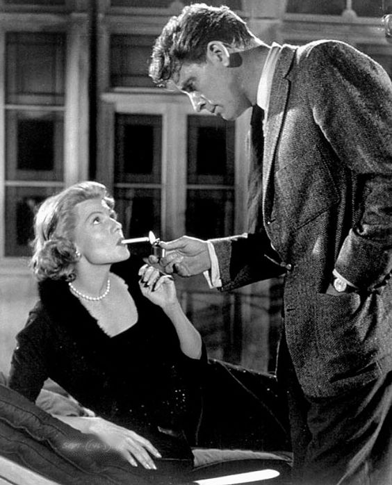 Rita Hayworth & Burt Lancaster - Separate Tables (1958)