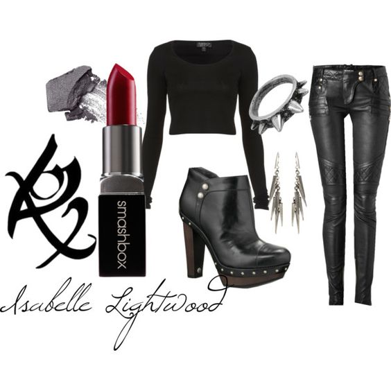 Isabelle lightwood, My love and Polyvore on Pinterest