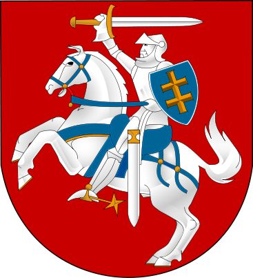 Laurence Family Crest from Lithuania by The Tree Maker