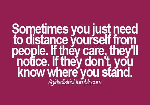 Yep...........and I Guess, I Know Where I Stand