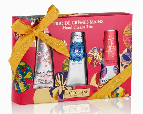 Image result for Hand Cream Trio loccitane