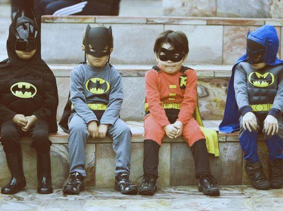 Inspiração do Dia: Heróis – BLCKDMNDS