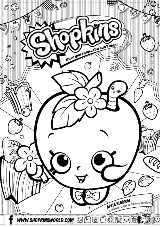 17 Best Images About Shopkins Party On Pinterest
