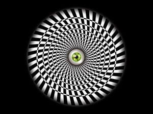 Bindu Tratak Meditation Cool Illusions Illusions Abstract Wallpaper