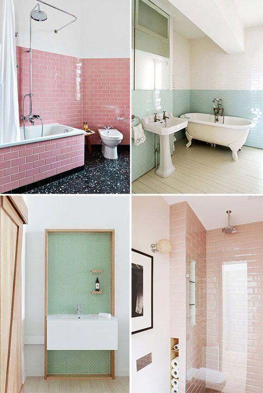 11 Creative Ways To Make A Small Bathroom Look Bigger Designed Small Space Bathroom Spa Inspired Bathroom Small Bathroom Remodel