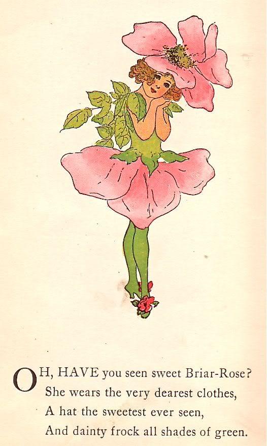 what-i-found: Flower Children - Elizabeth Gordon 1910