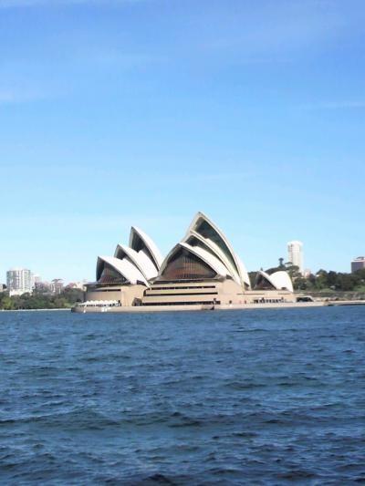 Australia Sydney オーストラリア シドニー①ブルーマウンテンズ (シドニー)