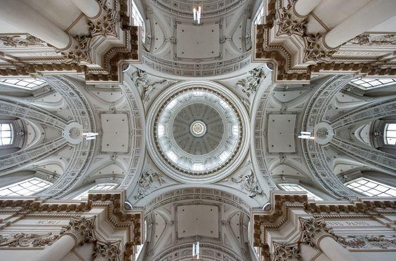 Cathédrale Saint-Aubain de Namur, Belgium