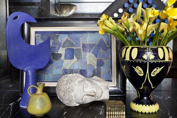 KELLY WEARSTLER | INTERIORS. Evergreen Residence, Bar Details