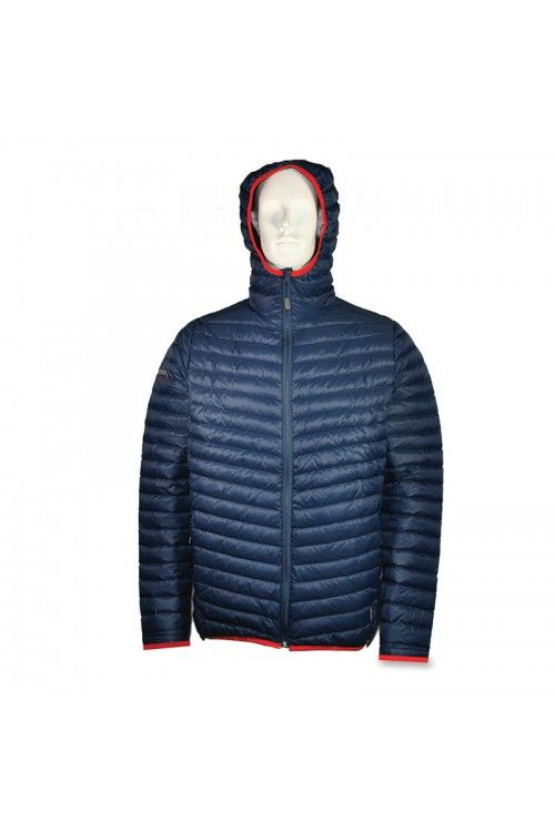 Stian Men Down Jacket Navy Norwear Down Jacket Jackets Man Down