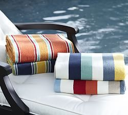 Beach Towels, Personalized Beach Towels & Large Beach Towels | Pottery Barn