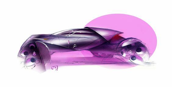 Bugatti Renaissance - Profile by ~jmvdesign on deviantART - porsche design küchengeräte