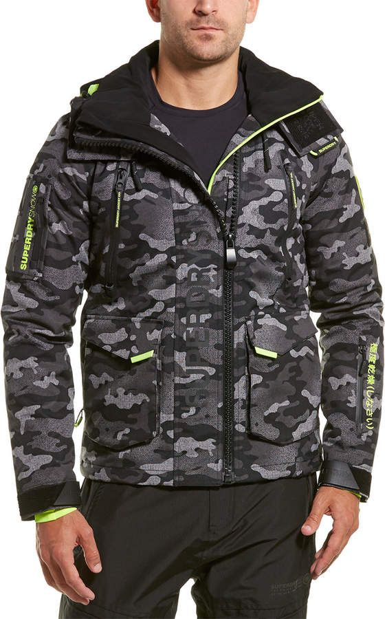 Superdry Ultimate Snow Rescue Jacket Tops Designs Superdry Kid Shoes