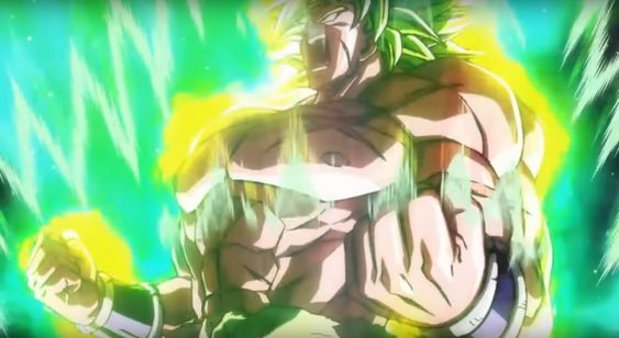 Broly will put down the Earth's Ultimate Fighter. Dragon Ball