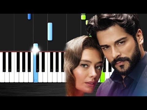 Kara Sevda Dizi Jenerik Muzigi Piano By Vn Youtube Youtube Music Playlist