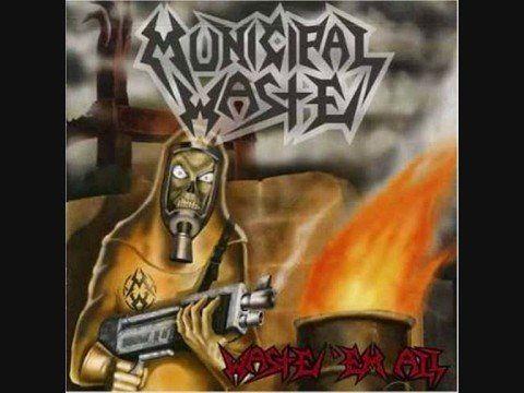 Municipal Waste - Waste 'Em All (Vinyl, LP, Album) at Discogs