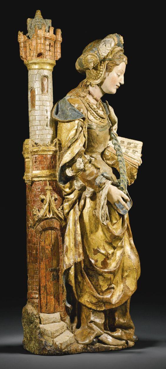 Limburg or Lower Rhine, circa 1530<br>   lot   Sotheby's