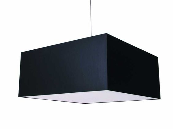 PVC Pendant Lamp SQUARE BOON By MoooiC Design Piet Boon