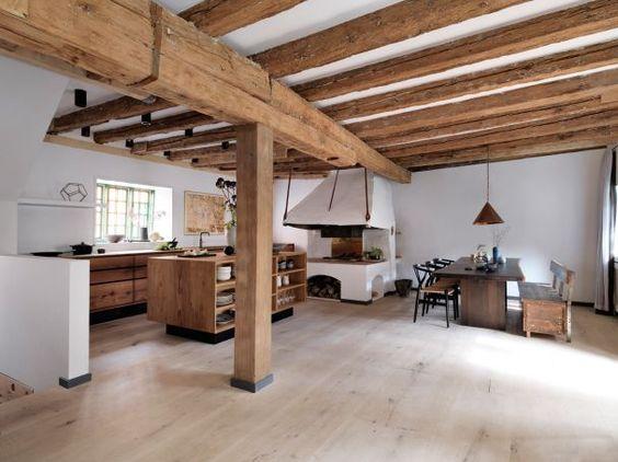 Die besten 25+ heller Holzboden Ideen auf Pinterest Holzboden - wohnzimmer ideen heller boden