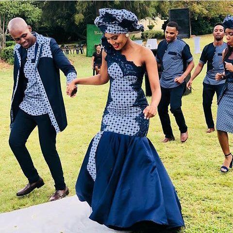 African Shweshwe Dresses 2018 Latest 2018 Fashiong4 Shweshwe Dresses African Traditional Wedding Dress Latest African Fashion Dresses