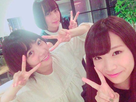 乃木坂46 北野日奈子 鈴木絢音 秋元真夏 Nogizaka46 Kitano Hinako Suzuki Ayane Akimoto Manatsu