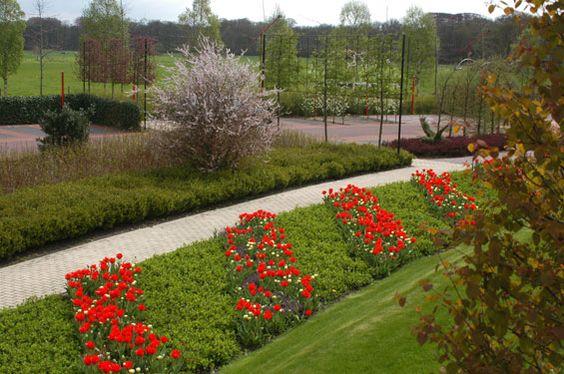 Netherlands Landscape   Green Inspiration Exposarium   Baarn Netherlands   Hollandschap