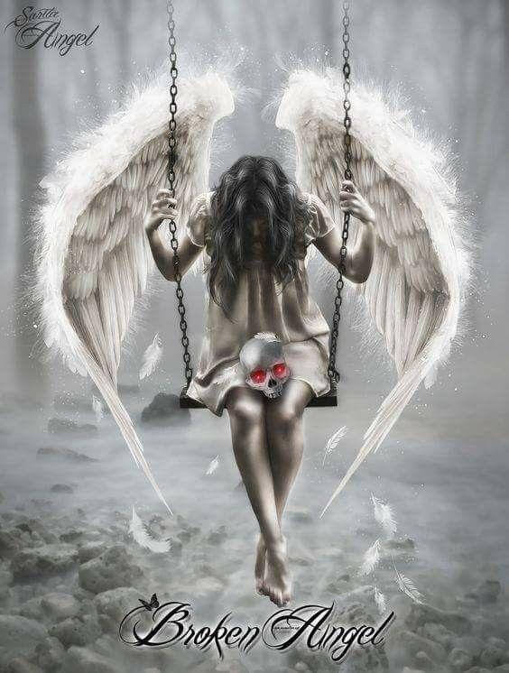 Love This Engel Kunst Gefallener Engel Engel